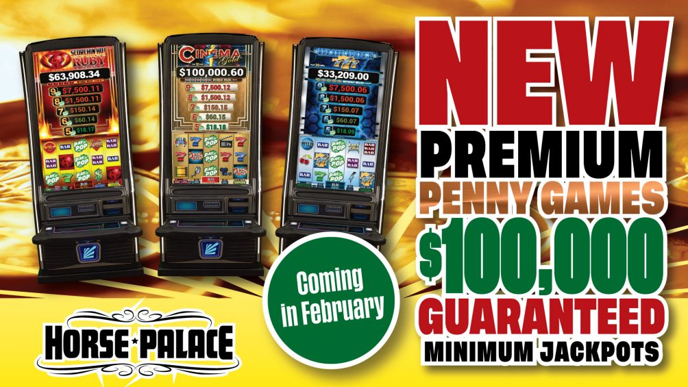 Wyoming Horse Palace New Games