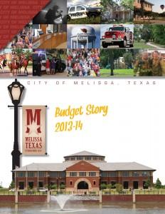 Melissa Budget Story Cover