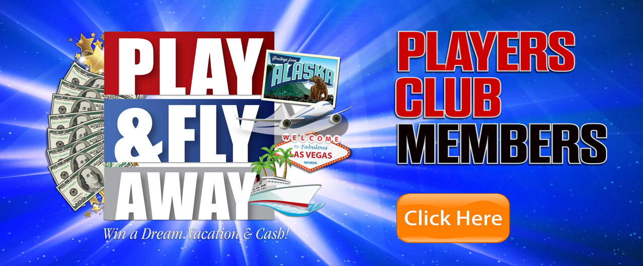 Wyoming Horse Palace Play n Fly Promotion