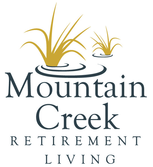 Mt. Creek Retirement Living logo #2 stacked
