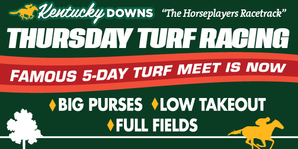 KY Downs Racing Ad