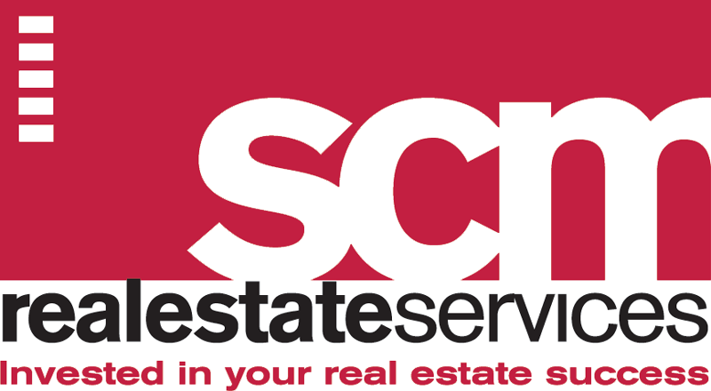 SCM Real Estate logo