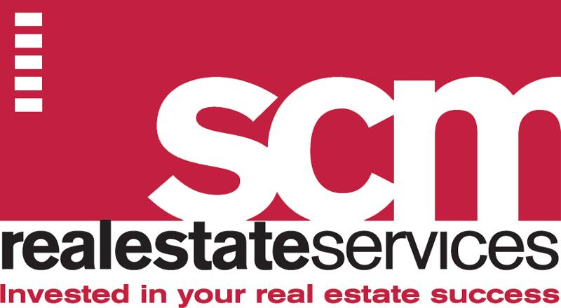 SCM Real Estate logo