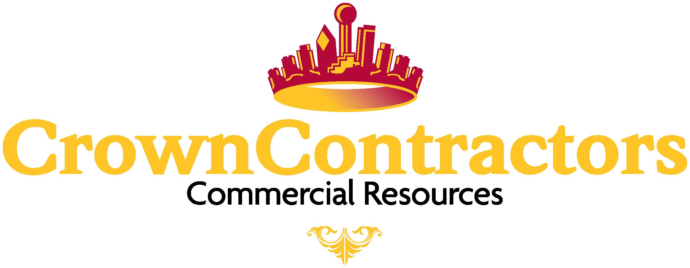 Crown Contractors logo