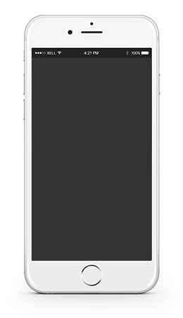 image for revolution slider showing a phone